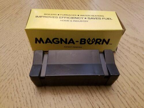 NEW 6 pc Magna Burn Gas Oil Line Conditioner Magnet Fuel Saver Furnace Boiler