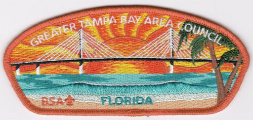 GREATER TAMPA BAY AREA COUNCIL CSP FIRST ISSUE CSP SA-1