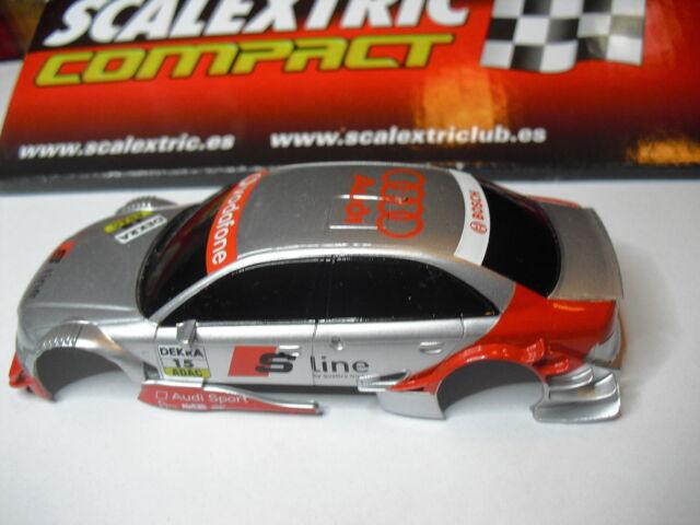 CARROCERIA  COMPACT AUDI A4 DTM Nuevo 1/43 Scalextrc