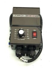 Baldor Bc138 Dc Motor Speed Control Drive 115 Vac Parts Only