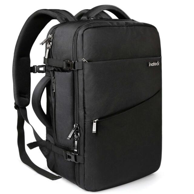 08a24c0e33c9 Inateck 35l Travel Backpack Anti-theft Laptop Rucksack Flight ...