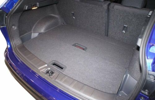 OPPL Classic Kofferraumwanne Antirutsch für Nissan Qashqai II J11 14 Boden hoch
