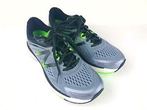 New-Balance-860-V8-M860GG8-Men-039-s-Running-Shoes-Grey-Green-Size-10-5-Brand-New