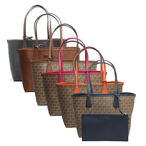 b4295a05ad774 Michael Kors Candy Large Reversible 2 in 1 Tote With Pouch New With ...