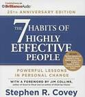 The 7 Habits of Highly Effective People by Dr Stephen R Covey (CD-Audio, 2015)