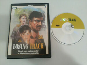 Losing-Track-Alan-Bates-Geraldine-James-Jim-Lee-DVD-Espanol-English