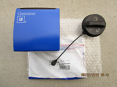 OEM 95995094 Fuel Tank Gas Cap with Tether for Chevy GMC Buick Pontiac New