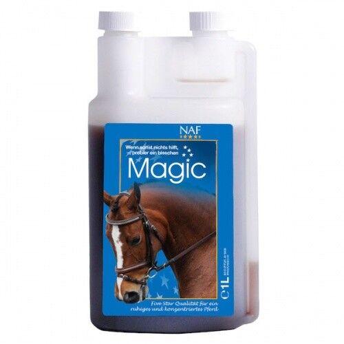 NAF Zusatzfuttermittel Magic 1L Liquid 1L Magic fb8c00