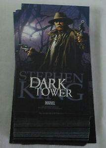 Dealer-039-s-Lot-of-90-comic-promo-cards-2011-Marvel-STEPHEN-KING-DARK-TOWER