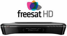 Humax FREESAT + HD Doble Sintonizador HDR-1000S Grabadora 1TB HDD-PVR con Freetime