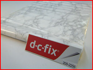 DC-FIX-Marble-1m-x-45cm-Sticky-Back-Self-Adhesive-Vinyl-Contact-Paper-2256-New
