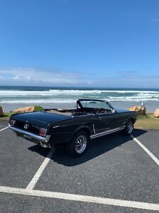 1965 Ford Mustang GT Convertible RHD