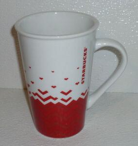 Starbucks-Cafe-Taza-Rojo-Chevron-Alto-Venti-651ml-Corazones-Publicidad-15-2cm