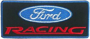 Racing-Ford-Blue-Black-Motor-Cars-Embroidered-iron-Sew-on-Patch-Jacket-Badge
