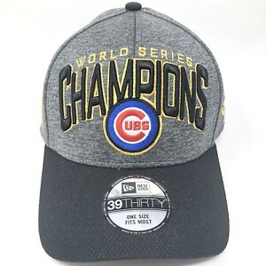 679d63ce825ec Chicago Cubs New Era 2016 World Series Champions Locker Room On ...