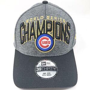 81e3cd5714721 Chicago Cubs New Era 2016 World Series Champions Locker Room On ...
