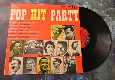 Signed Rare Record Album Proof Coa Lustrous Surface Tony Bennett Dutiful Gfa Pop Hit Party