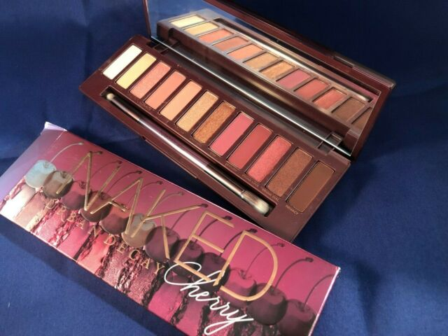 Brand New URBAN DECAY NAKED 2 Palette Eye Shadow 100