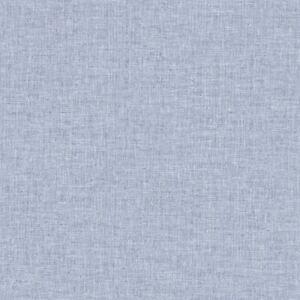 Details About Arthouse Linen Texture Denim Blue Wallpaper Woven Effect Modern Feature Luxury