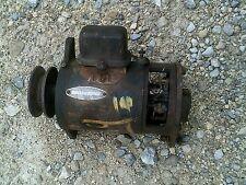 Farmall Ih A B C Bn Av Tractor Original 6v Generator Amp Belt Drive Pulley