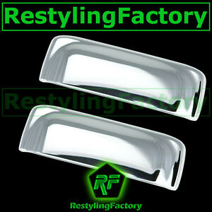 03-11-Ford-Ranger-03-10-Mazda-B-Series-Triple-Chrome-Plated-2-Door-handle-cover