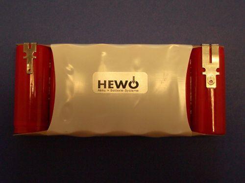 Wolf batería bs60 Bs 60 7,2v 2,2ah NiMH recambio batería BATTERY nuevo