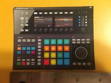 Native Instruments Maschine Studio Black Synthesizer Refrigerator Magnet