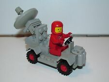 LEGO SPACE No 889 RADAR TRUCK 100% COMPLETE  1980s