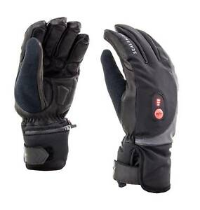 Image is loading Sealskinz-Waterproof-Cold-Weather-Heated-Cycling-Gloves- winter- c4797f428