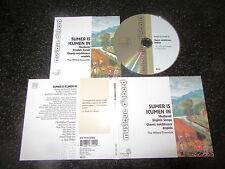 SUMER IS ICUMEN IN - MEDIEVAL ENGLISH SONGS (FOLK) 2002 CD HILLIARD ENSEMBLE EX