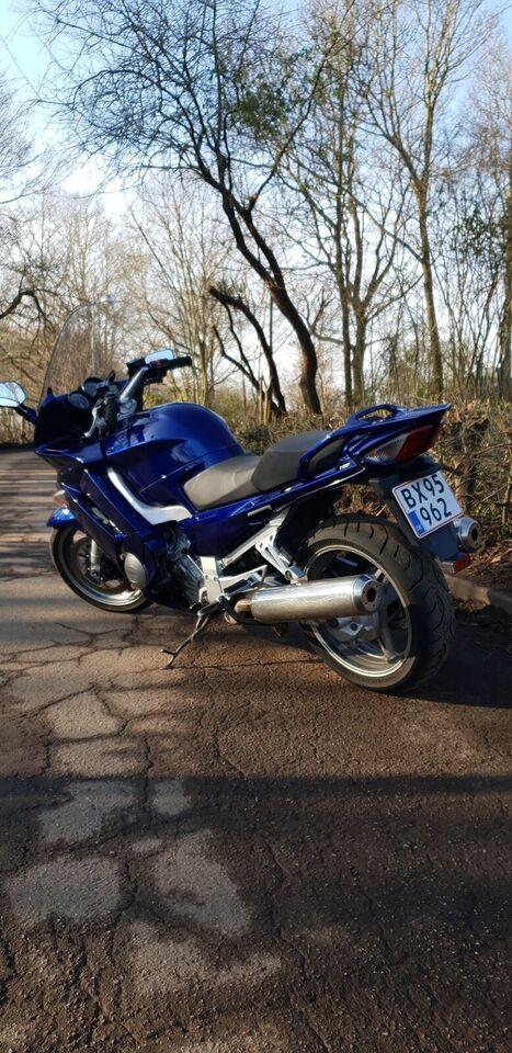 Yamaha, Fjr 1300a, 1295 ccm