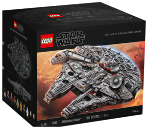 Lego Millenium Falcon 75192 Ultimate Collector's Series Series Series (UCS) 2017 NIB In Hand   71be3d