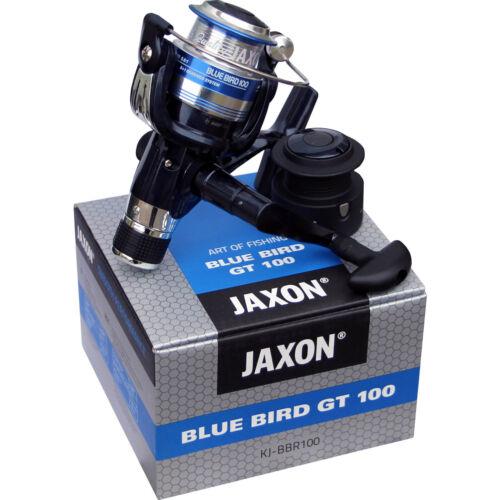 Angel Ruolo con bobina in alluminio Jaxon Blue Bird GT 100 bobina di ricambio 4 cuscinetti a sfere