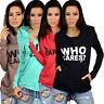 Women Long Sleeve Hoodie Pullover Sweatshirt Sweaters Casual Hooded Tops Jumper