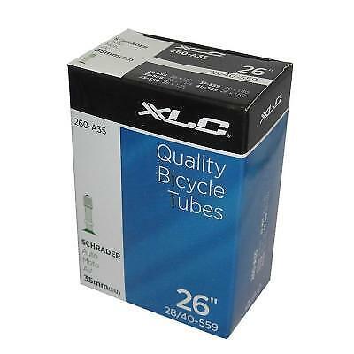 XLC Camara de aire para bicicleta 26 X1.0//1.5 25//40-559 STANDARD 35 MM