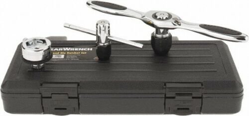 """GearWrench #0 to 1//2/"""" Tap Compatibility Ratcheting Straight Tap ... T-Handle"""