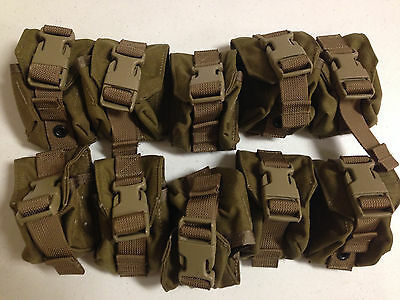 Range & Shooting Accessories Lot Of 100 Eagle Industries Usmc Frag Grenade Pouch's Single Mc-fgc-1-ms-coy New