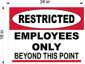 FLOOR-GRAPHIC-RESTRICTED-EMPLOYEES-ONLY-BEYOND-THIS-POINT-18-034-x-24-034-LAMINATED