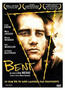 DVD-Bent-Sean-Mathias-NEUF
