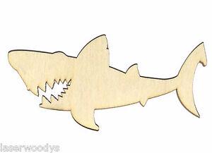 Sammy-Shark-Unfinished-Wood-Shape-Cut-Out-S5268-Laser-Crafts-Lindahl-Woodcrafts