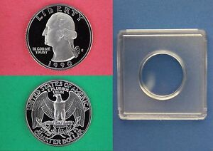 SHIPPING FREE U.S 1972 S UNCERTIFIED PROOF GEORGE WASHINGTON QUARTER
