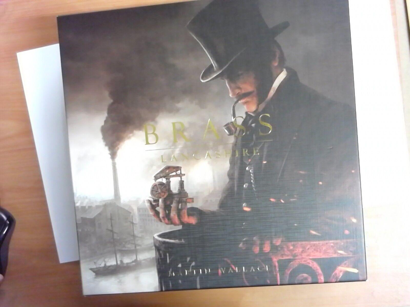 Brass Lancashire  Deluxe pédale de démarrage Edition  remise