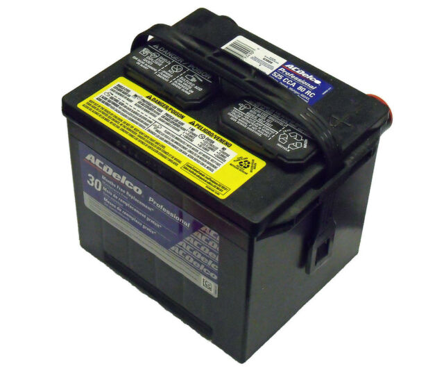 Ac Delco Battery >> Ac Delco Battery 70ps 81 86 Chevrolet Camaro 81 87 Pontiac Firebird