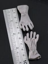 Hot Toys MMS134 COL. HANS LANDA Figure 1/6th Scale GREY GLOVES