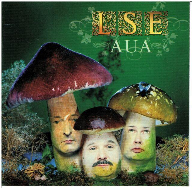 L S E AUA CD 1996 SELTEN RAR