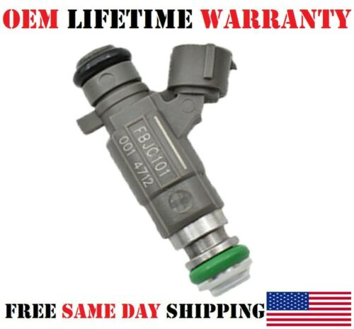 Single Genuine /'OEM/' Bosch Fuel Injector //02-03// Nissan Altima 3.5L V6 FBJC101