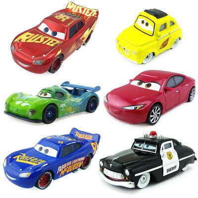 Disney Pixar Cars 3 Lightning McQueen Jackson Storm Smokey 1:55 Juguetes Modelo De Auto | eBay