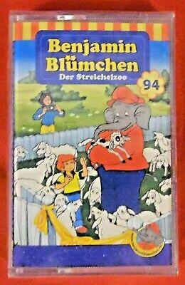 2019 Neuer Stil Mc : Benjamin Bluemchen 94 , Der Streichelzoo , Kiddinx 427594 , Originalverschw
