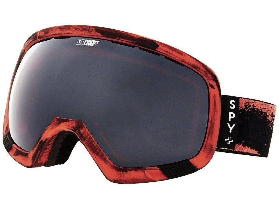 SPY PLATOON  Snow Goggles - Masked Red - NIB  exclusive designs