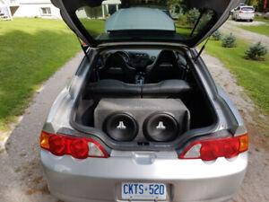 02 Acura rsx  premium